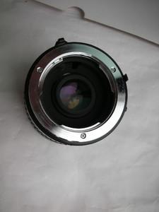 较新图丽2X增倍镜,MD卡口,可转接各种相机