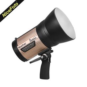 耐思无线外拍闪光灯280A(尊贵银色)