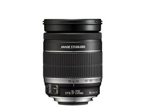 佳能 EF-S 18-200mm f/3.5-5.6 IS 自用镜头,没咋用成色新