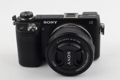 95新  索尼 NEX-6套机含16-50镜头 nex-6套机