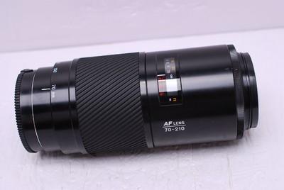 美能达 AF 70-210/4 70-210 MM f4 美能达70-210/4 自动头