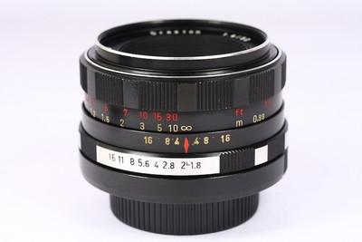 梅耶 Meyer Oreston 50/1.8 M42口手动镜头 德产