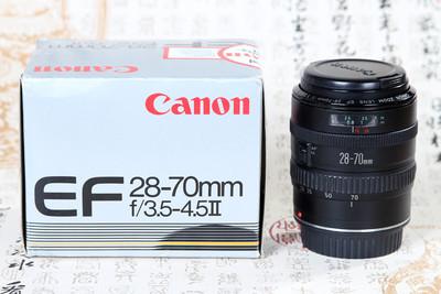 全包装98新 佳能28-70镜头 AF全画幅 CANON 28-70/3.5-4.5II EF口