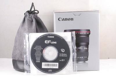 99/佳能 EF 17-40/4 L 成色极新( 全套包装)编号:UD