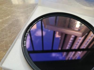 出让B+W ND1000滤镜  口径77mm 美国购买