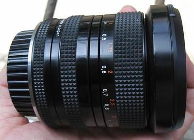 尼康口康太时蔡司Contax ZEISS VS28-70 3.5-4.5 MMJ手动镜头2958