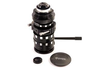 LOMO Foton-A变形放大 37-140/3.5 PL口#HK7200X