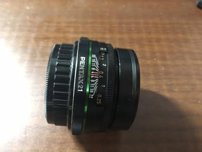 宾得 DA 21mm f/3.2 AL Limited