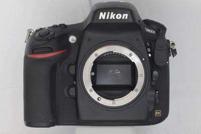 【全画幅专业数码相机】尼康 D800E(NO:7291)