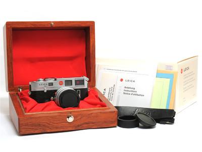 徕卡/Leica M6 TTL Kanto紀念版相机 连50mm F/2镜头 *全新*