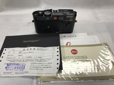 Leica徕卡 M6 0.85 黑漆NHS 千禧版限量版 旁轴胶片相机