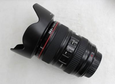 转让佳能 EF 24-105mm f/4L IS USM
