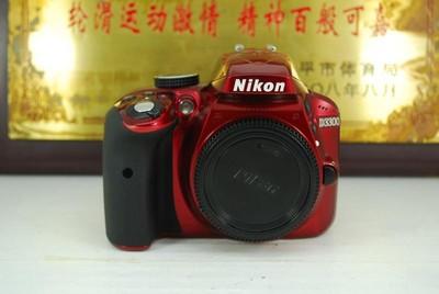 97新 尼康 D3300 数码单反相机 2400万像素 入门练手 可置换