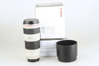 98新 佳能 EF 70-200mm f/4L USM(小小白)