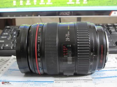佳能 24-70mm f/2.8L    价3800  不包邮