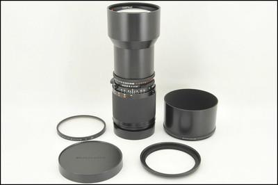 哈苏 Hasselblad 350/5.6 CF T* 长焦镜头 带光罩 UV