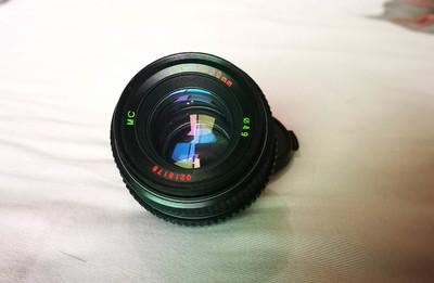 国产明佳PK口胶片相机