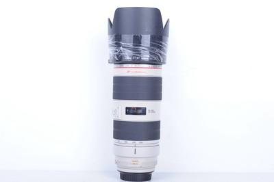 92新二手Canon佳能 70-200/2.8 L IS II USM小白兔(B1199)【京】