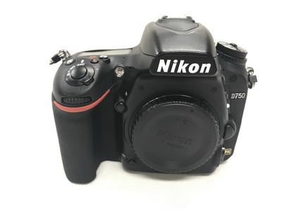 Nikon/尼康D750机身数码单反全画幅