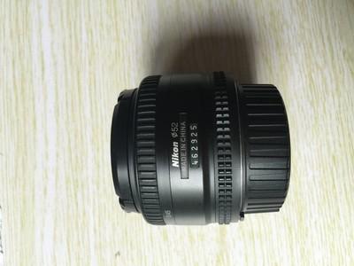 尼康 AF 50mm f/1.8D(尼康标头)