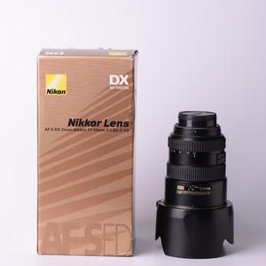 尼康 AF-S DX 17-55mm f/2.8G IF-ED 自用 编号23开头 带外包装盒
