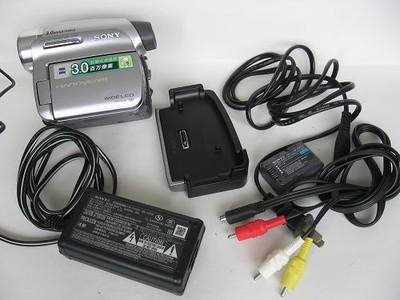 索尼 DCR-HC96 DV摄像机