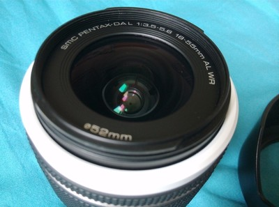 宾得 smc PENTAX-DA L 18-55mm f/3.5-5.6AL WR