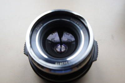 蔡司 Zeiss Skoparex 35mm f3.4 蔡戒 珠戒 BM口