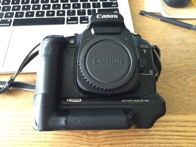 #135#佳能EOS7 全自动胶片相机