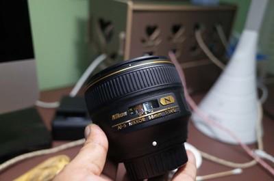 尼康 58mm 1.4G ED 9999新