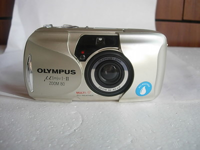 很新奥林巴斯U2--80相机,u2的姐妹机,成像很好