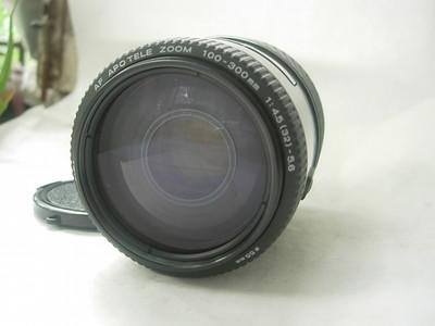 极新美能达AF100--300mmAPO超低色散自动对焦专业镜头