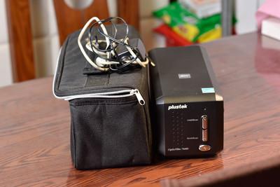 Plustek Opticfilm 7600i 胶片扫描仪