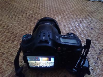 索尼 A77 16-50 2.8ssm套机+50 1.8 一机两镜