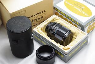 极品 收藏 全套 宾得 S-M-C Takumar 120/2.8 M42口 大师级镜头