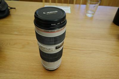 佳能 EF 70-200mm f/4L USM(小小白) 2800元