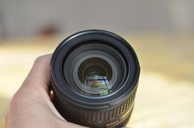 个人尼康 AF-S DX尼克尔 16-85mm f/3.5-5.6G ED VR