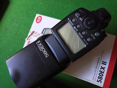 佳能 580EX II高速同步闪光灯转卖