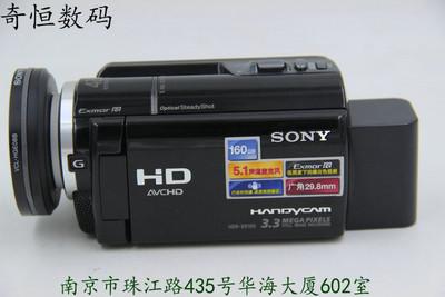 索尼 HDR-XR160E 高清摄像机  95新