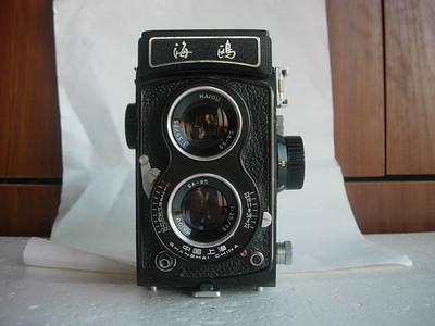 很新海鸥4BI双反相机,裂像屏,闪光灯插座,收藏使用!