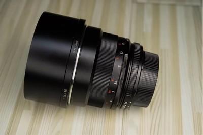卡尔·蔡司 Planar T* 85mm f/1.4 ZF2