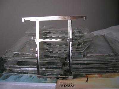 日本产 4 X 5 冲片吊挂
