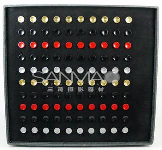 CAM-in 相机专用快门按钮 经典款 凹面 红、黑、银