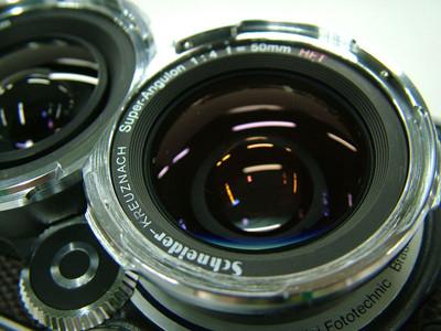 禄来 Rolleiflex  FW 4.0 双反 #0390