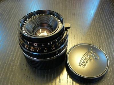 Leica 徠卡 Summicron 35mm f2 第2代