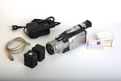 ★★Sharp夏普DV数码摄录机VL-AX1★★带二决电池(