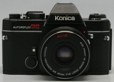 柯尼卡 【TC】 +AR 40/1.8(W)