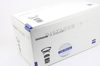 97新蔡司 Distagon T* 28mm f/2.0 Z