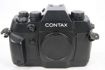 Contax AX   胶片单反相机机身,YC卡口.
