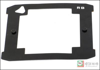 RB67用645后背聚焦屏片框 645后背片框